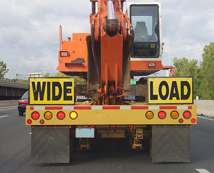 Wide load trucking permit solutions for industry professionals.